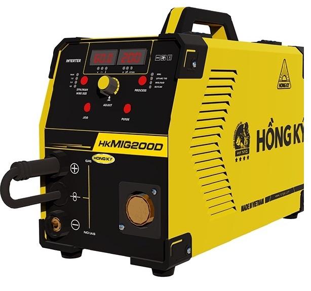Máy hàn không dùng khí Hồng ký HK MIG 200D