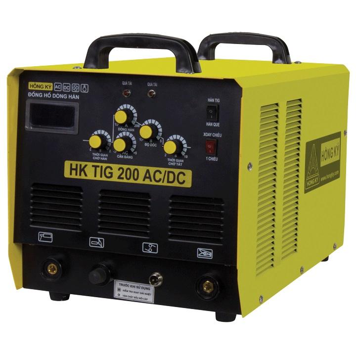 Máy hàn Inverter Hồng Ký HK TIG 200 AC/DC