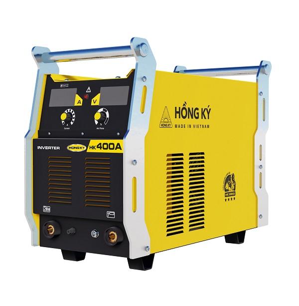 Máy hàn que điện tử Hồng Ký Inverter HK400A
