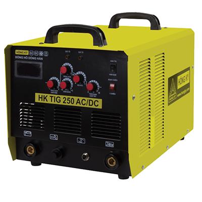 Máy hàn TIG Inverter Hồng Ký HK TIG 250 AC/DC